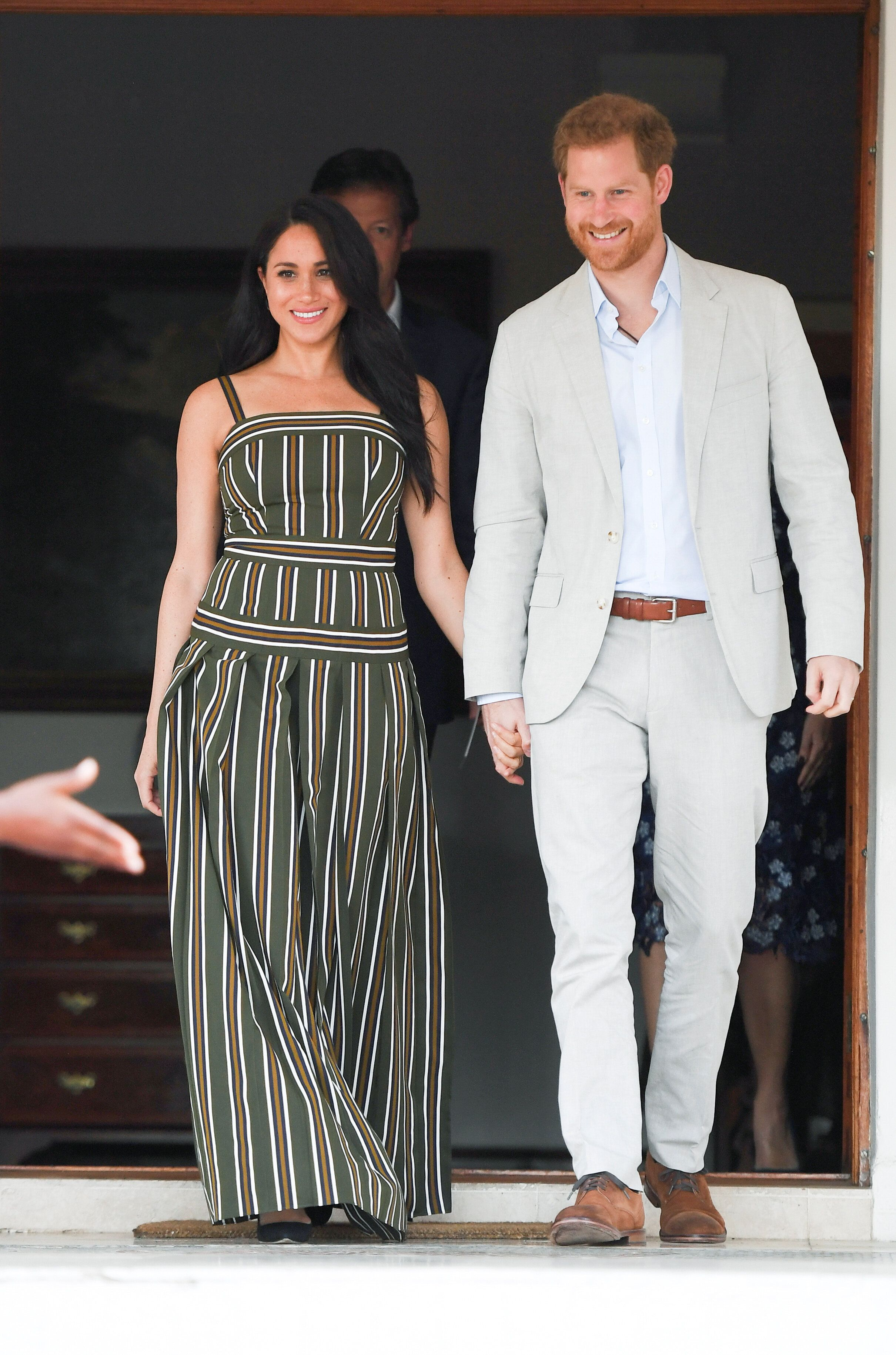 """The Duke and Duchess of Sussex are fans of """"Games of Thrones."""""""