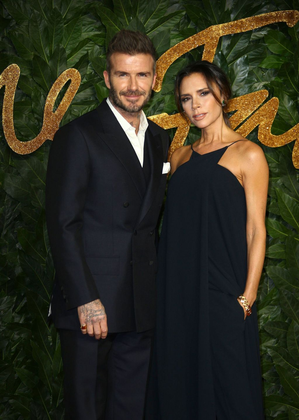 Victoria Beckham Can't Resist Poking Fun At Husband David's Throwback Photo-Shoot On Instagram