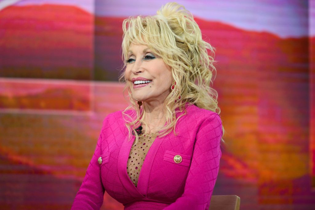 Dolly Parton Supports Black Lives Matter: 'Our Little White Asses' Aren't All That Matters
