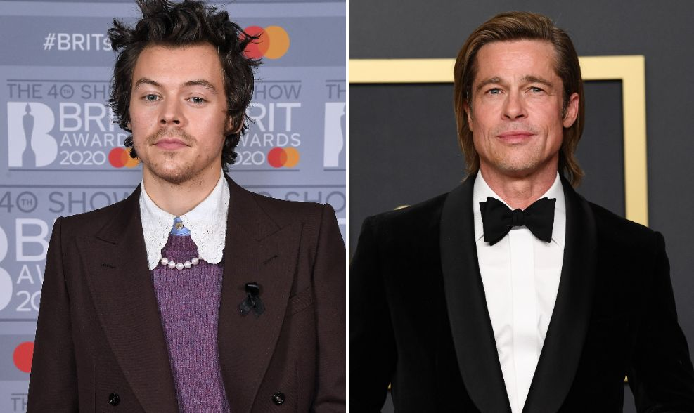 Harry Styles Fans Are Living For Rumours He And Brad Pitt Will Appear In A New Film Together
