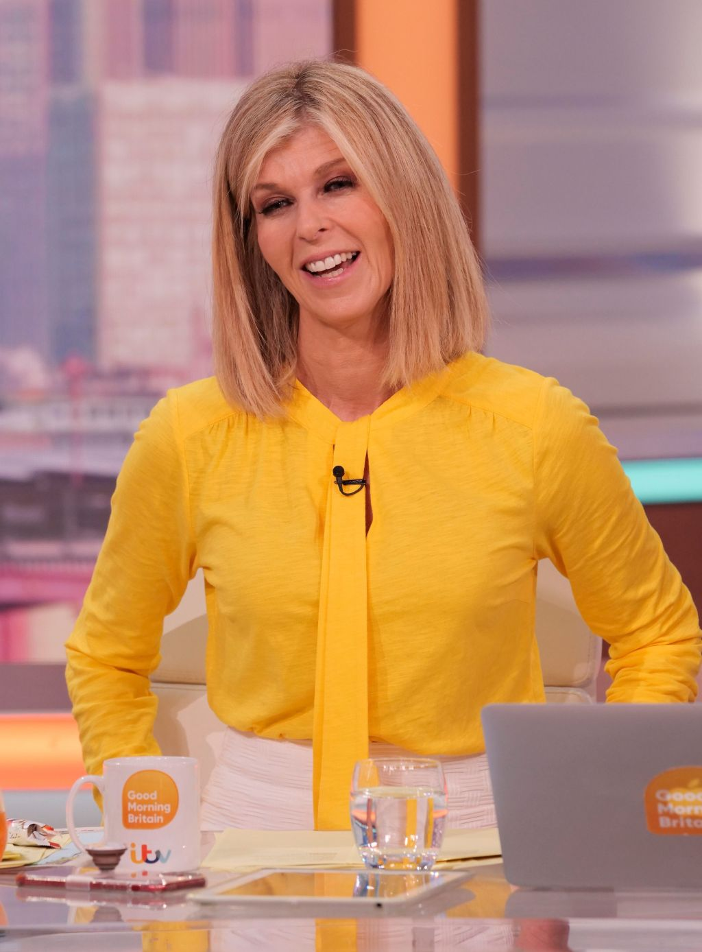 Kate Garraway Announces Short Break From Presenting Good Morning Britain To Spend Time With Family