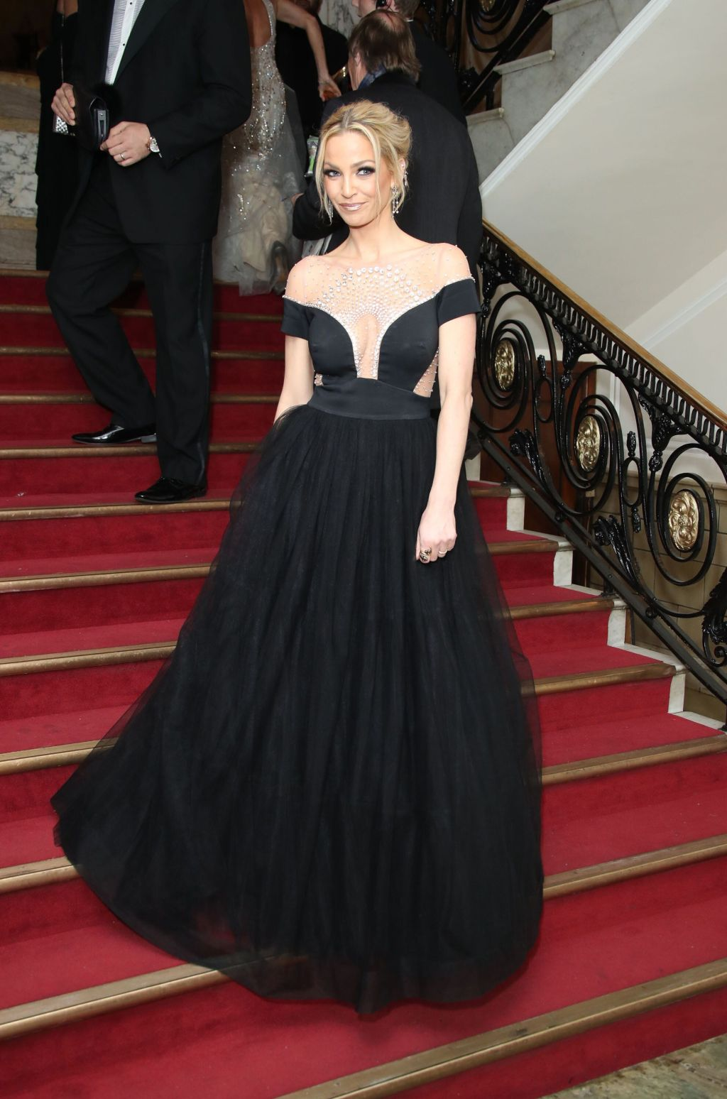 Girls Aloud Star Sarah Harding Reveals She's Been Undergoing Treatment For Cancer