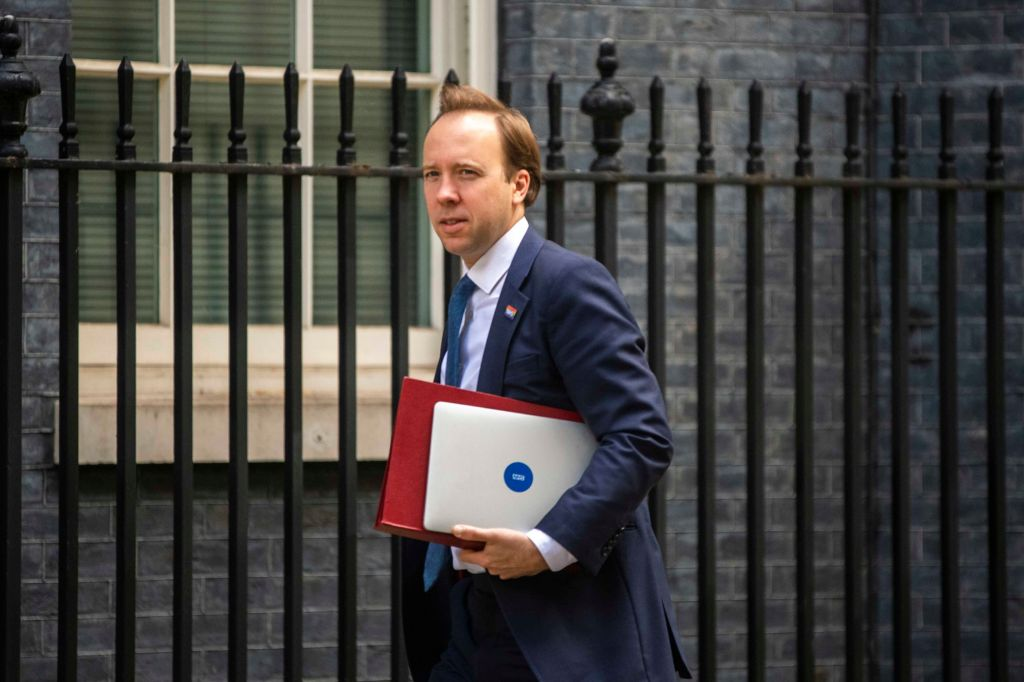 Matt Hancock Defends Working From Home – Despite No.10 Concerns About 'Ghost Towns'