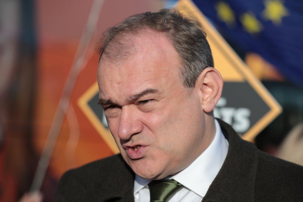 Sir Ed Davey Elected Liberal Democrat Leader