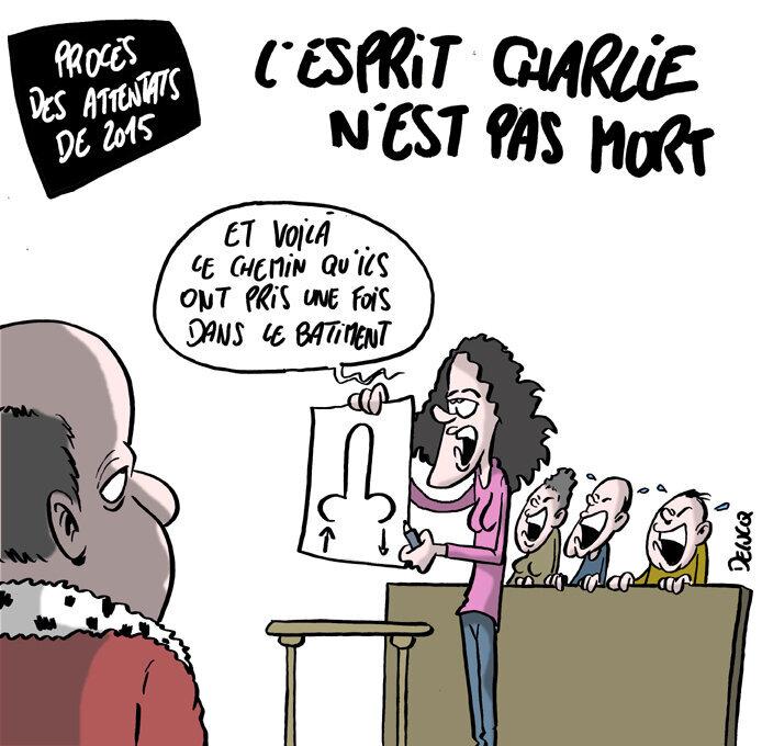 5 ans après l'attentat, l'esprit Charlie Hebdo est-il toujours