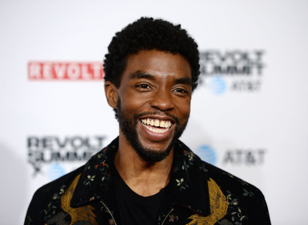 Black Panther Producer Shares Moving Final Text From Chadwick Boseman