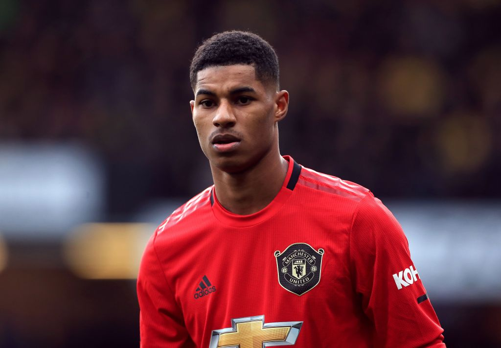 Marcus Rashford Hits Back At Tory MP Over Child Hunger Tweet