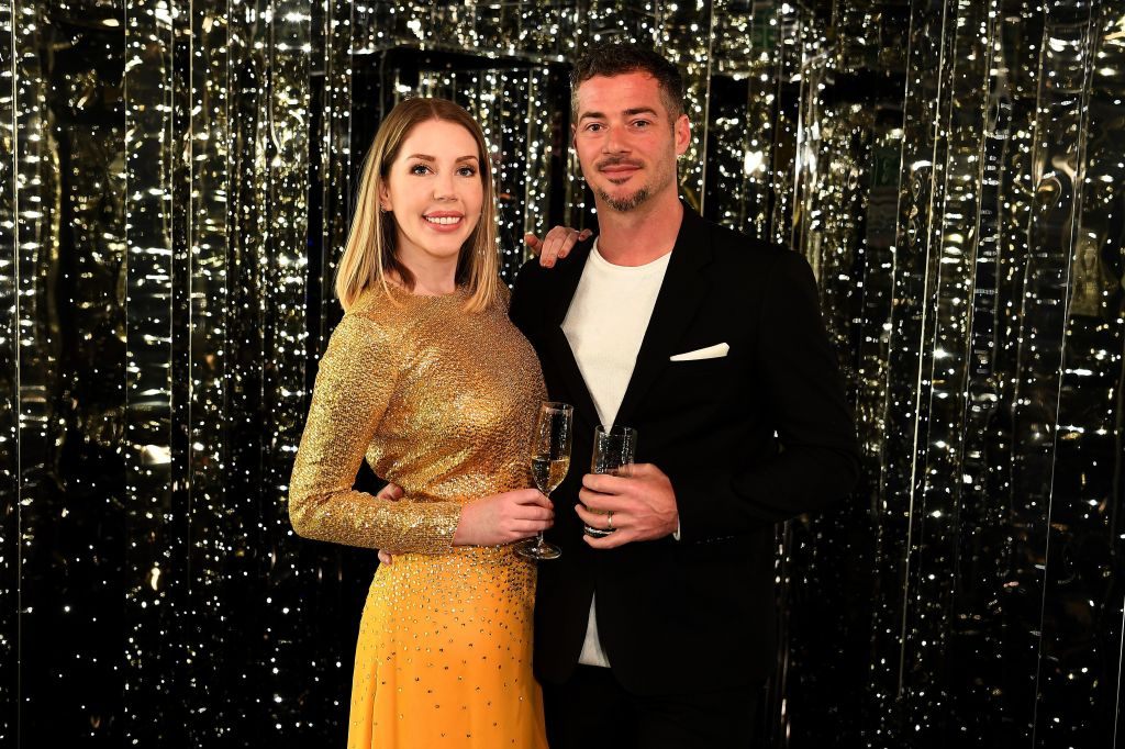 Katherine Ryan Reveals She Sleeps In Her Daughter's Room Rather Than With Her Husband