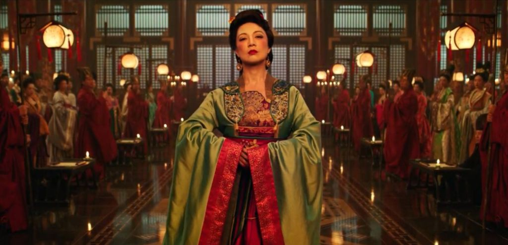 Mulan Fans Are Loving The Surprise Cameo In Disney's Live-Action Remake