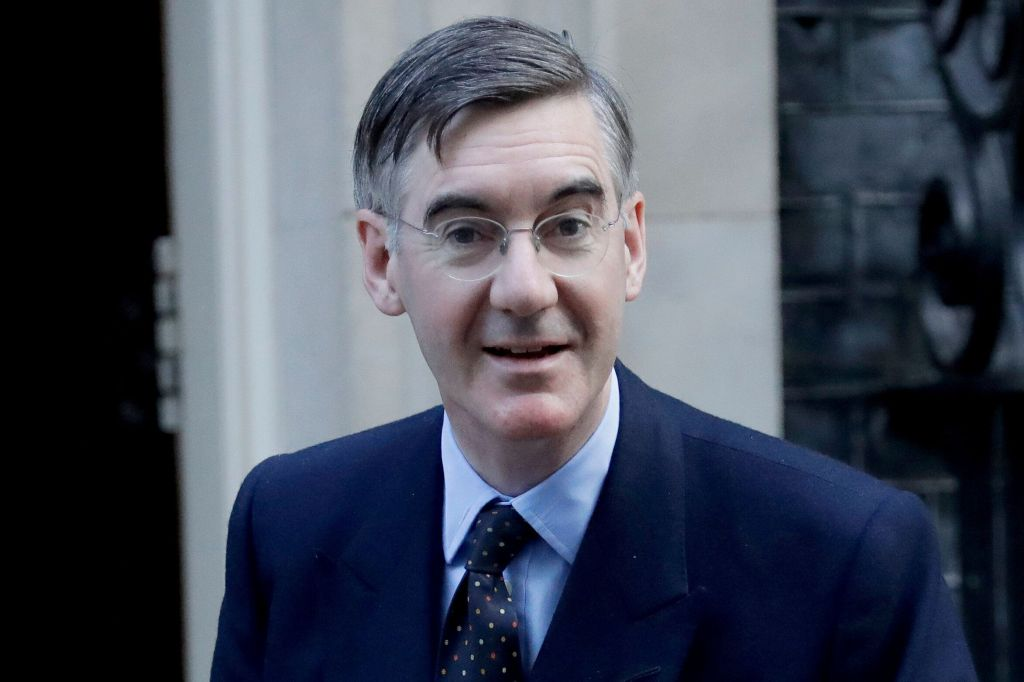 Jacob Rees-Mogg Self-Isolating After Child Develops Coronavirus Symptoms