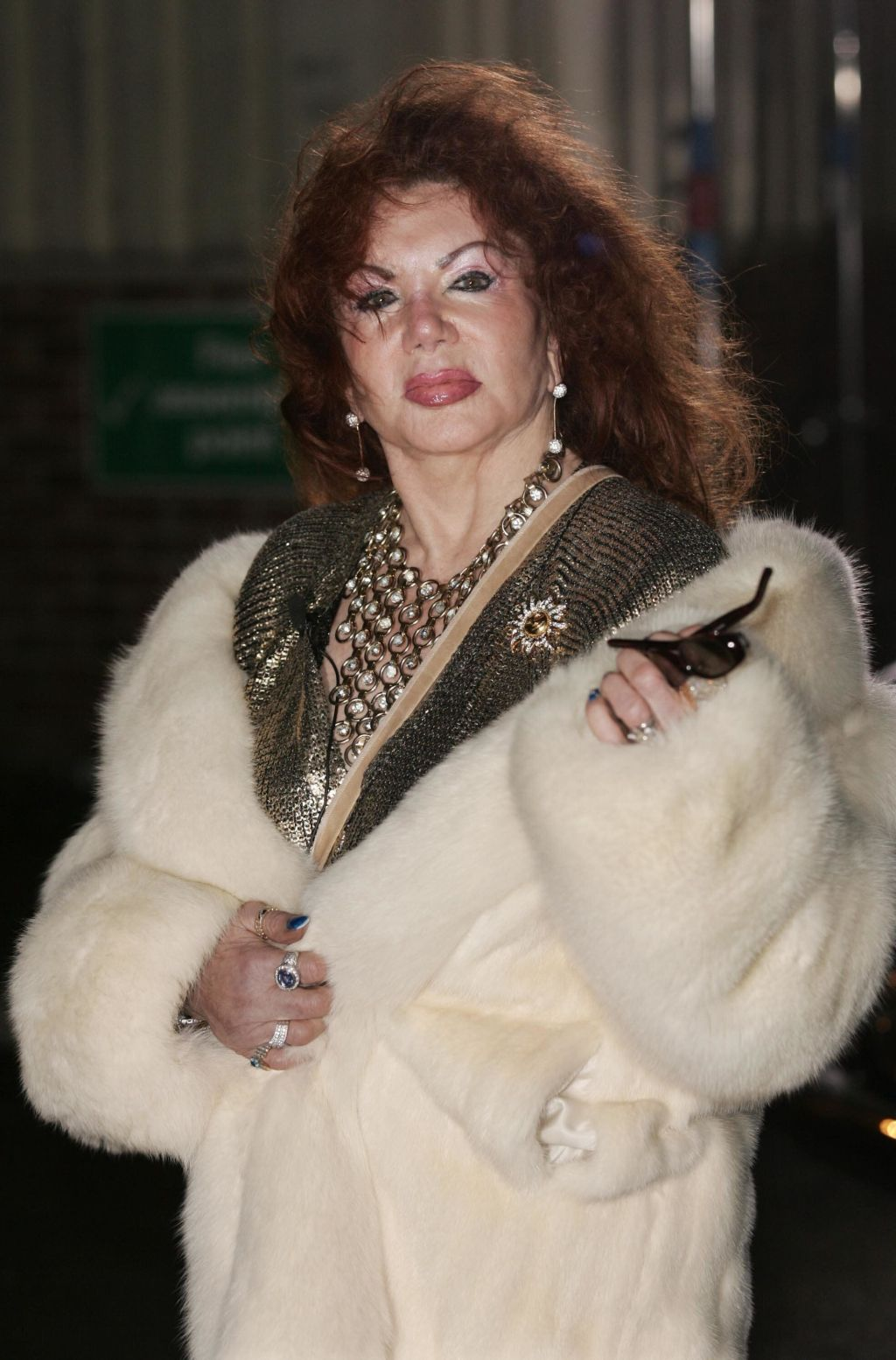 Jackie Stallone's Death Reported Using A Photo Of Someone Who Isn't Jackie Stallone