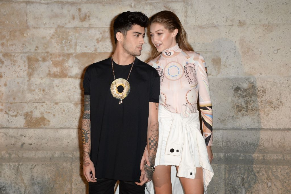 Gigi Hadid And Zayn Malik Introduce Baby Daughter To The World With The Cutest Photos