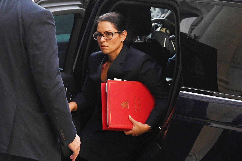 Priti Patel Slams 'Do Gooders And Leftie Lawyers' Amid Criticism Of Asylum Plans