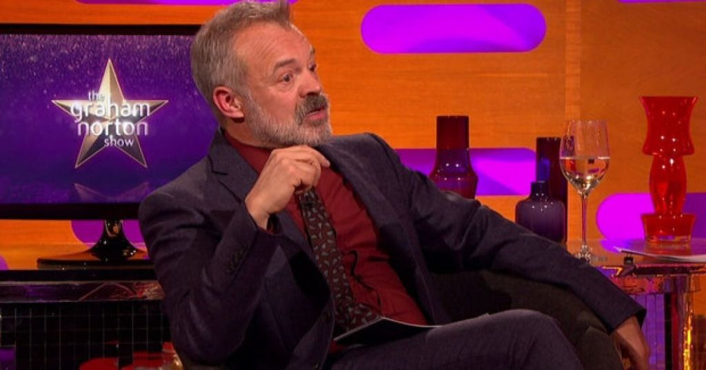 Graham Norton Admits There Could Be One Permanent Change To His Chat Show After The Pandemic