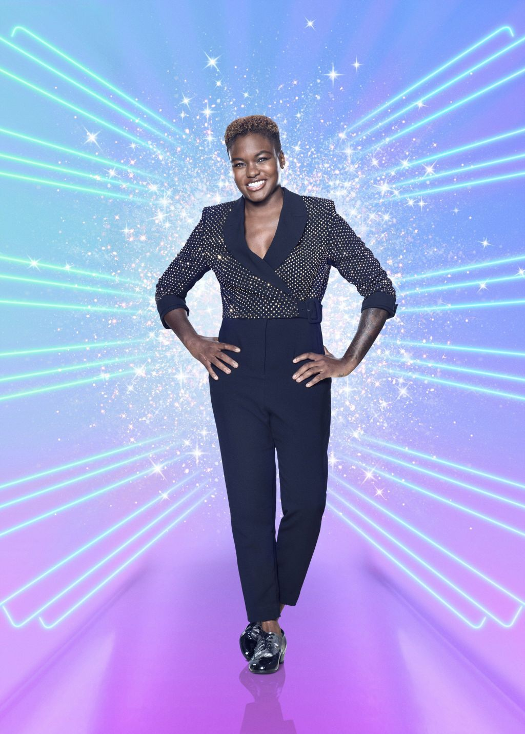 Nicola Adams On Strictly's First Same-Sex Pairing: 'I Don't See What The Big Deal Is'