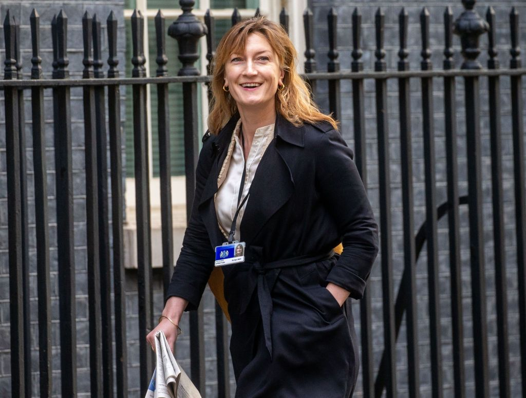 Who Is Allegra Stratton, The Face Of No 10's New TV Press Briefings?