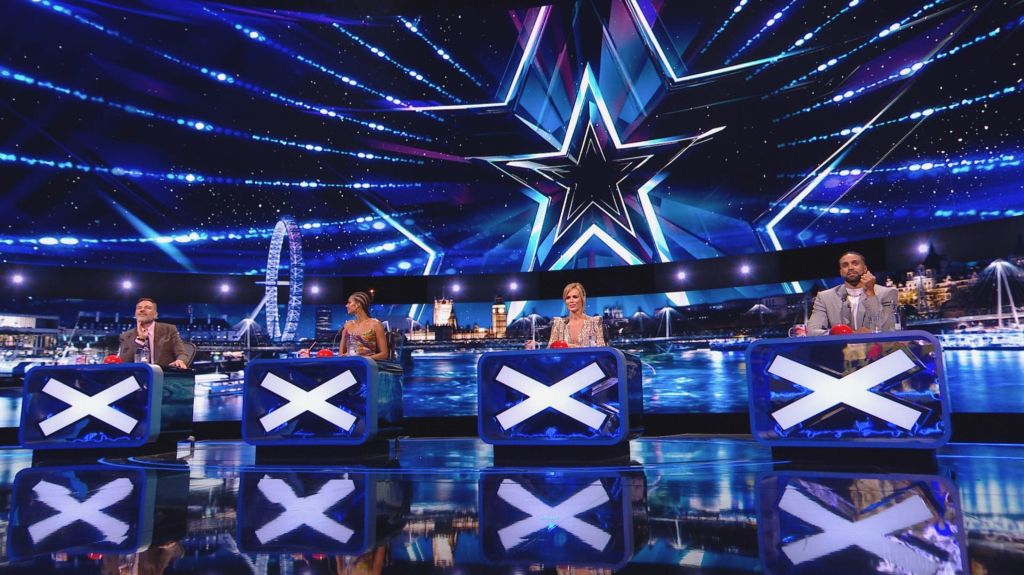 Britain's Got Talent's Christmas Special Shuts Down Filming After Covid Outbreak