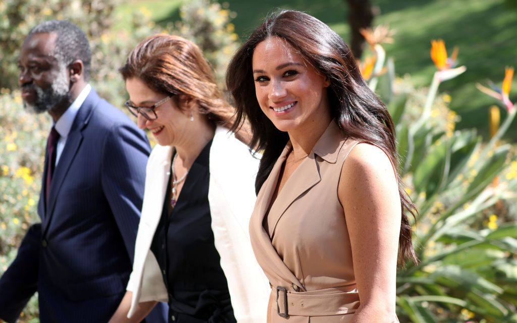 Meghan Markle Reveals Why She Was 'Not Really OK' In That Candid Interview Last Year