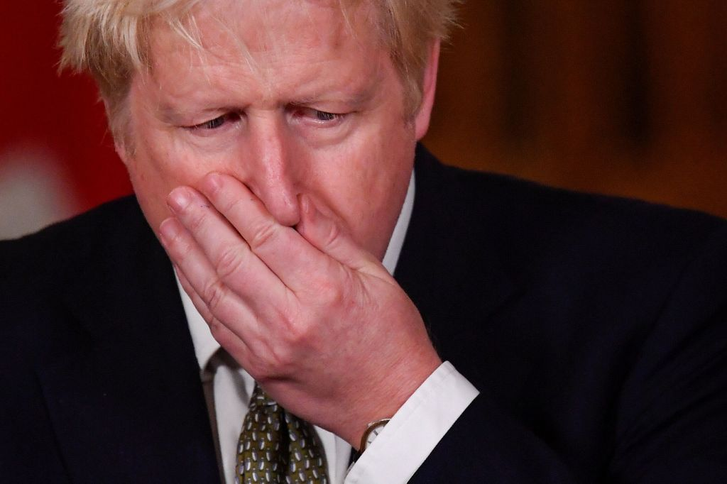 Scientists 3, Johnson 0. Has The PM Finally Met His Match On Covid?