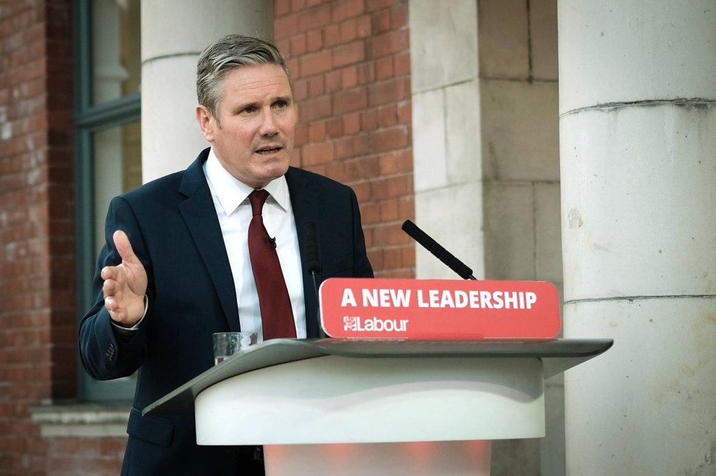 Keir Starmer Calls For 'Circuit Breaker' National Lockdown In England