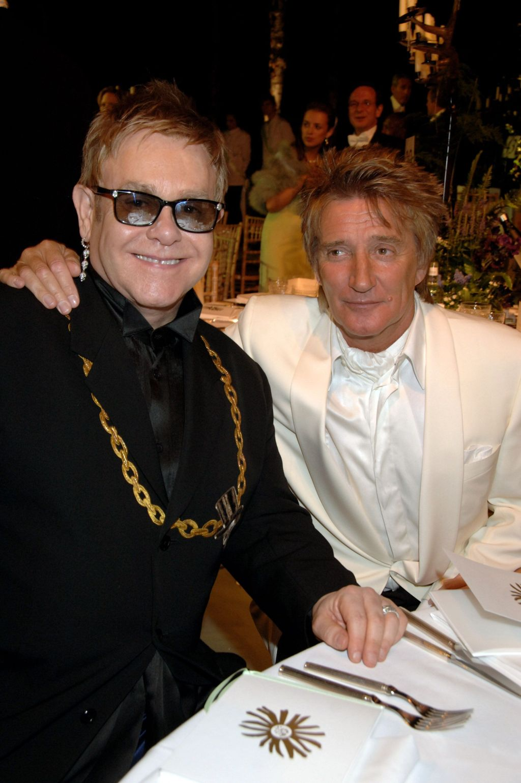 Elton John Hits Back At Rod Stewart As Feud Deepens: 'He's Got A F***ing Cheek'