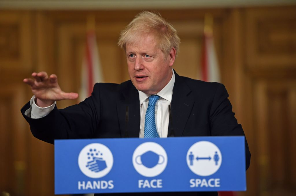 Is Boris Johnson's Moonshot Closer Than We Think?