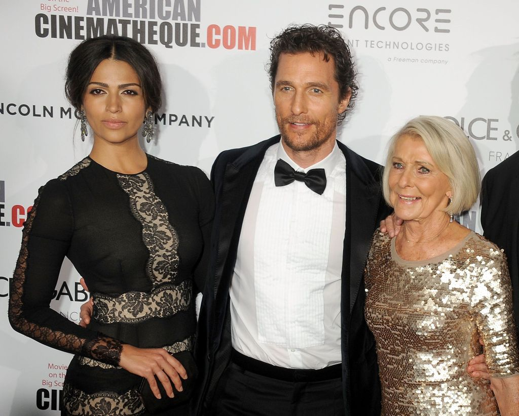 Matthew McConaughey Reveals Dad Died While Having Sex With His Mum