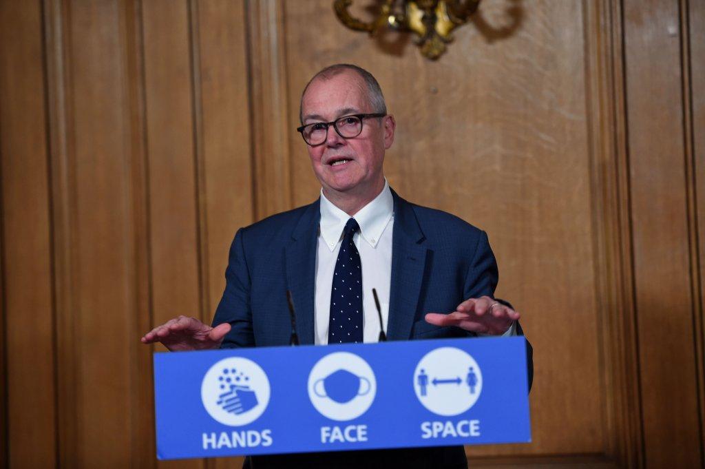 Coronavirus Vaccine 'Unlikely' Before Spring 2021, Says Patrick Vallance