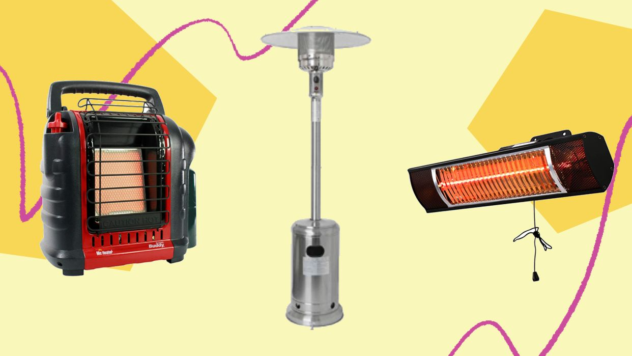 the best outdoor heaters to warm up