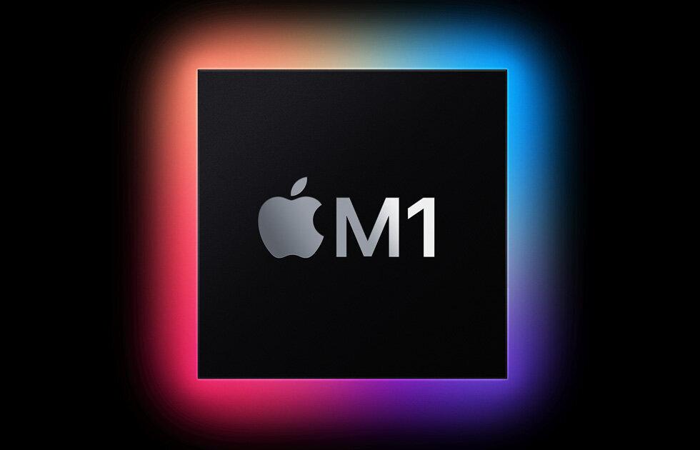 Avec la M1, les Mac d'Apple auront maintenant leur propre
