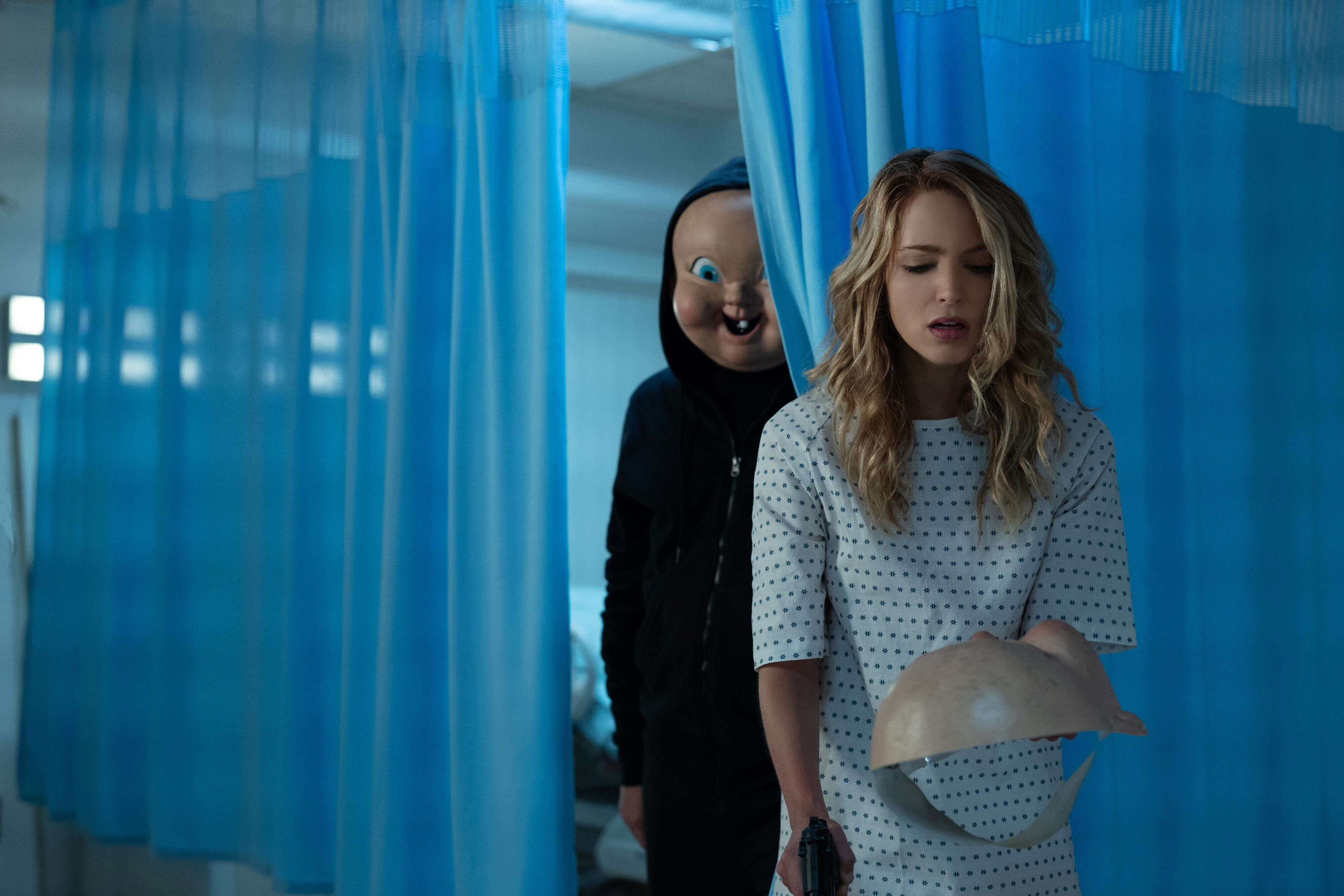 """Jessica Rothe in """"Happy Death Day 2U."""""""