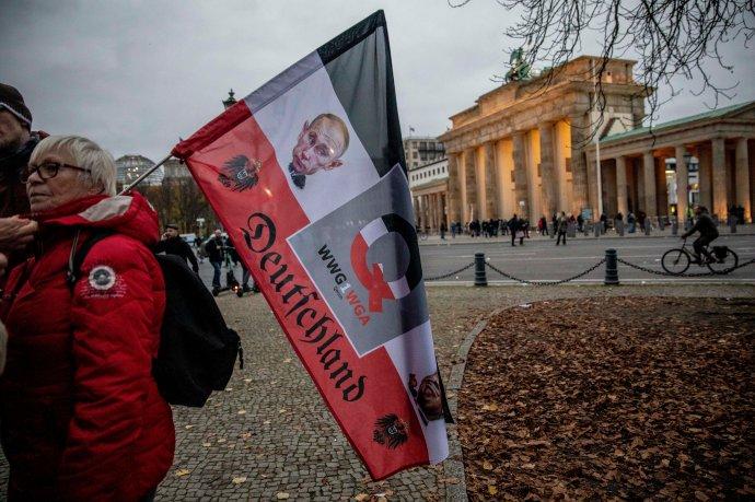 Βερολίνο 18 Νοεμβρίου...