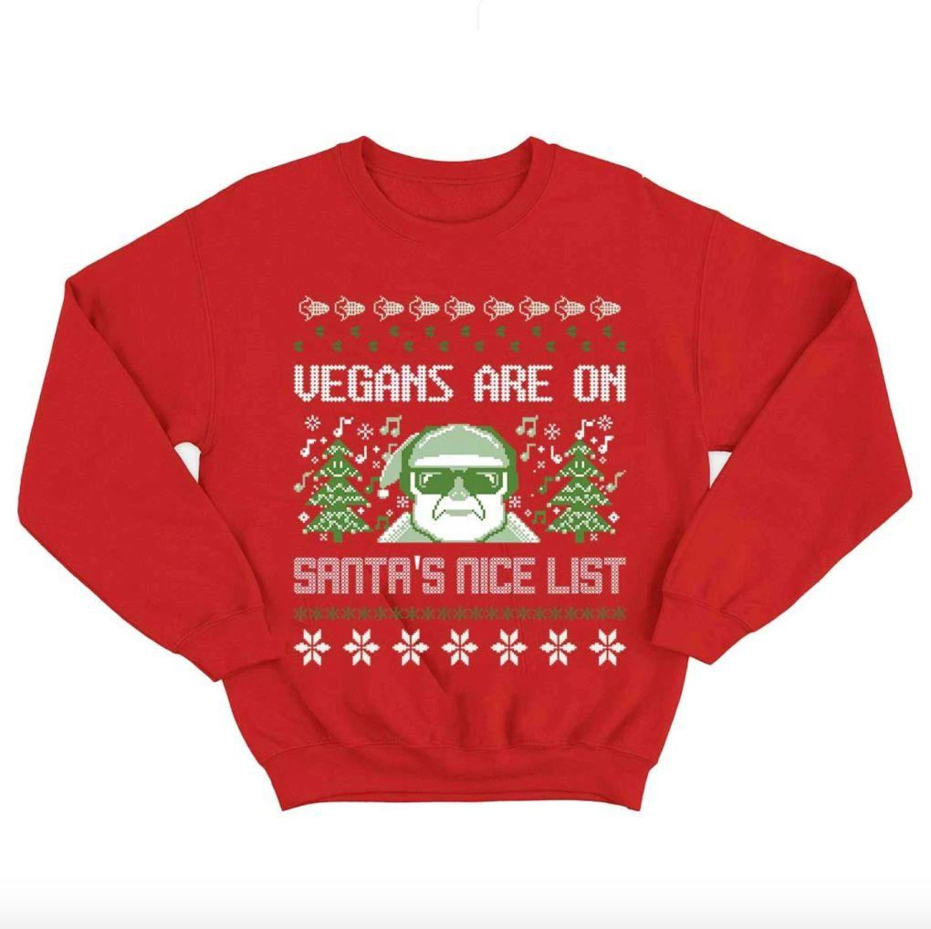 Vegans Are On Santa's Nice List