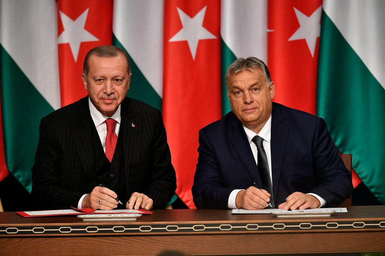 O Τούρκος Πρόεδρος Ρ.Τ.Ερντογάν...