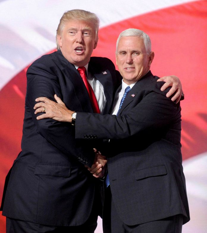President Donald Trump wants Vice President Mike Pence to use his position as presiding officer while counting the 2020 elect