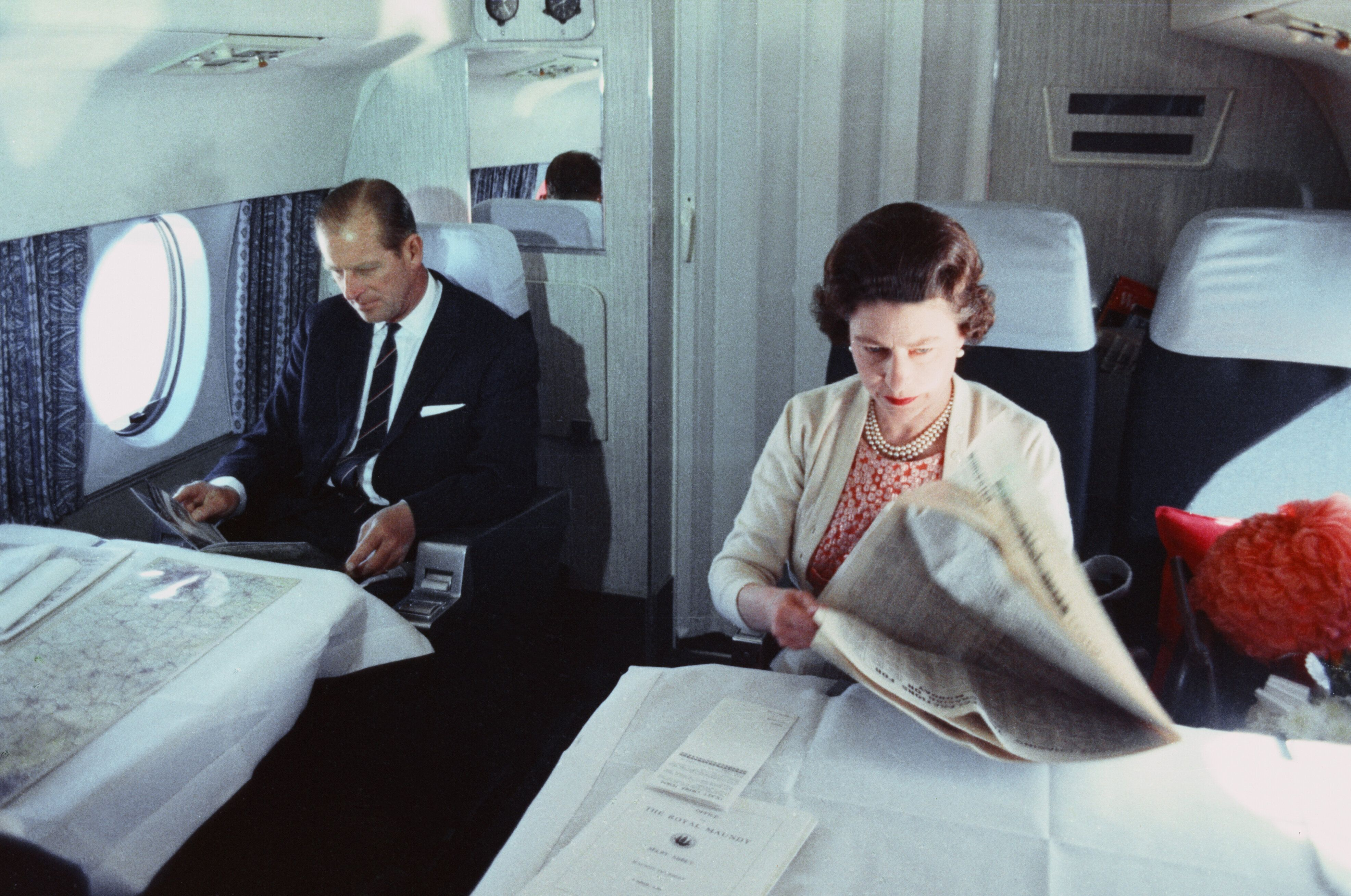 """The """"Royal Family"""" documentary, first shown June 21, 1969, gave audiences an unprecedented view of a year in the private and"""