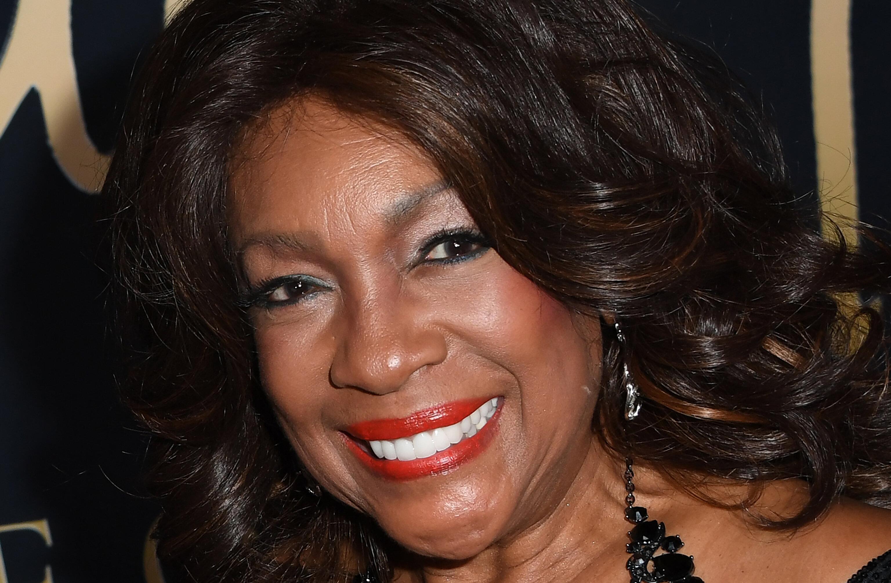 La chanteuse Mary Wilson membre du groupe The Supremes à la Fondation Ryan Gordy pour la célébration...