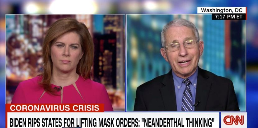 Fauci Delivers Stark Warning To Republicans Easing…