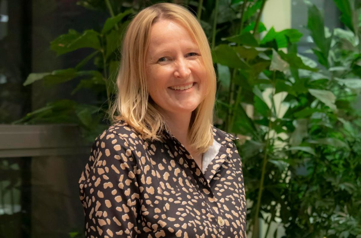 Dr Nicola Sharp-Jeffs, chief executive officer of charity Surviving Economic