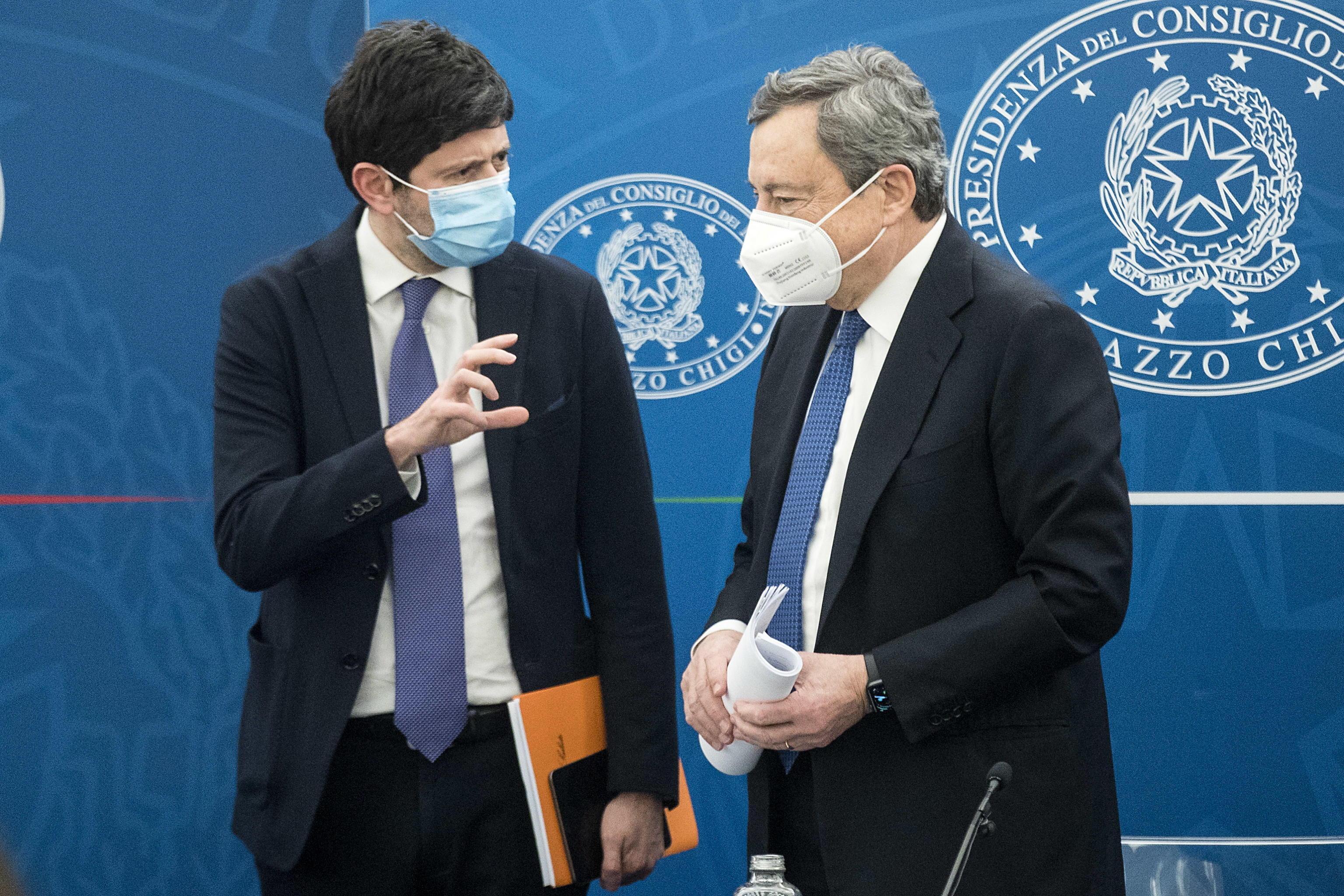 La stretta di Draghi e Speranza sui viaggi all'estero a Pasqua. Può durare  fino a maggio | L'HuffPost