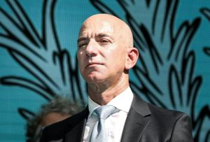 Jeff Bezos endorses higher corporate taxes on infrastructure