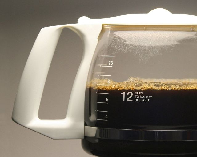 How To Clean Your Coffee Maker, A Breeding Ground For Mold And
