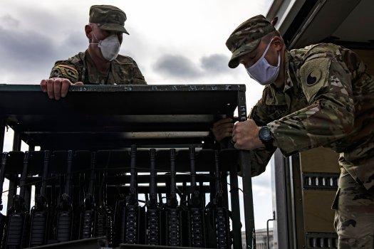 Government records show military pistols, machine guns, shotguns andautomatic assault rifles have vanished. National Gu