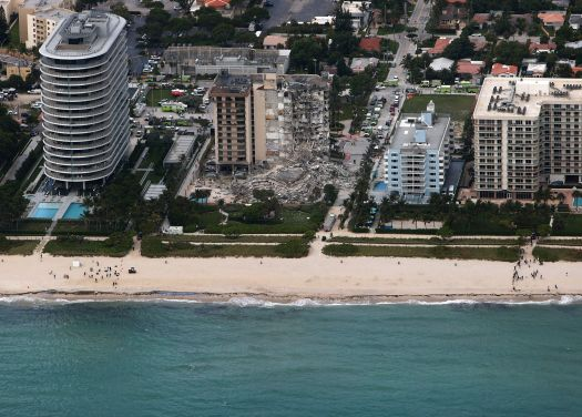 Many Feared Dead After Florida Beachfront Building Partially Collapses 2