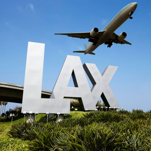 Man Jumps Out Of Moving Airplane At Los Angeles International Airport 2