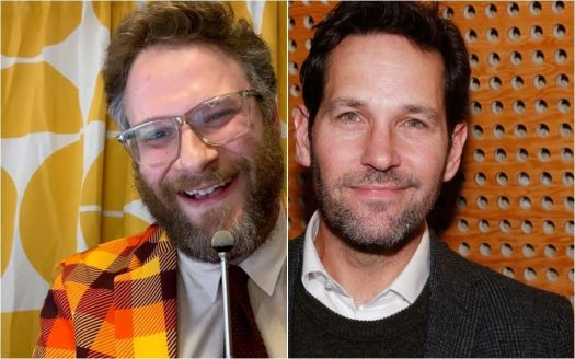 Seth Rogen Reveals The Extremely Touching Prank Paul Rudd Pulled On Him 2