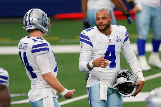 Dak Prescott Uses Marjorie Taylor Greene's HIPAA Response When Asked If Vaccinated. Twitter Pounces. 2