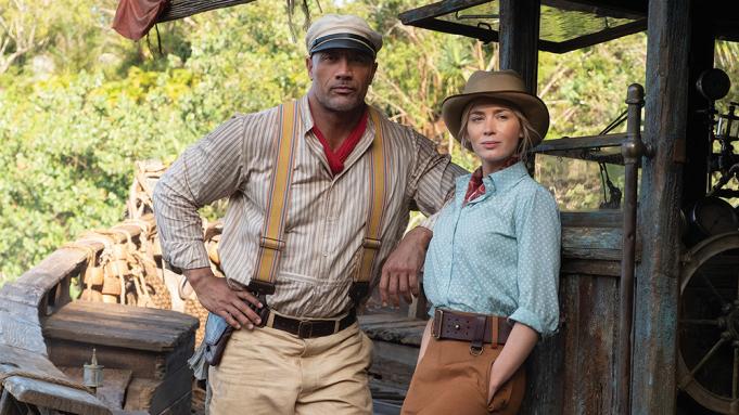 'Jungle Cruise' Sails Atop Box Office Despite COVI…