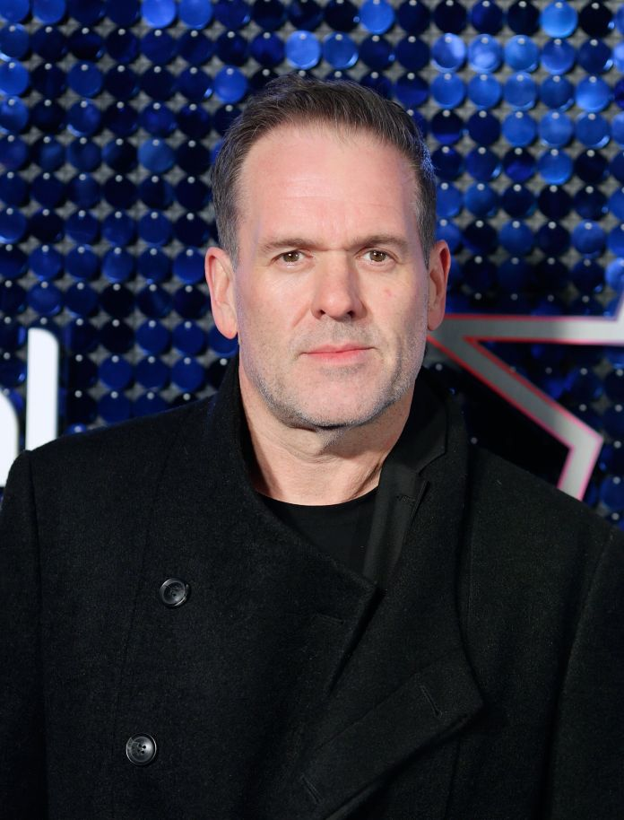Chris Moyles is Robert's dream Strictly