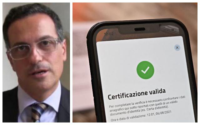 """""""Per non usare il Green Pass bisognerebbe vaccinare il 99% degli italiani"""""""